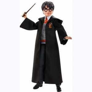 Harry Potter Personaggio Articolato Harry Potter, 30 Cm, FYM50