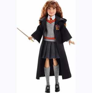 Harry Potter Personaggio Articolato Hermione Granger, 30 Cm, Bambola Giocattolo Per Bambini 6 + Anni, FYM51