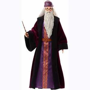 Harry Potter Personaggio Articolato Albus Silente, 30 Cm, FYM54