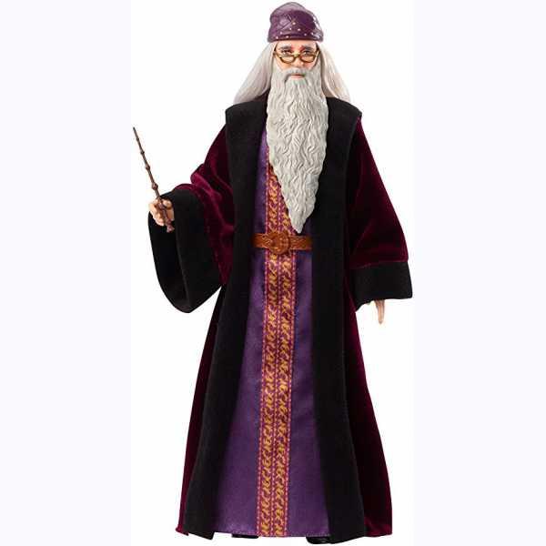Harry Potter- Personaggio Articolato Albus Silente, 30 Cm, FYM54