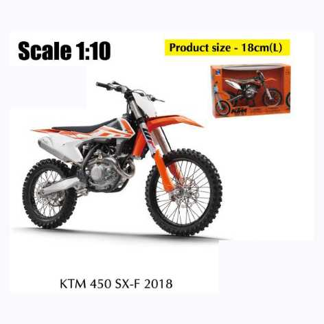 New Ray Moto Miniatura, 57943, Multicolore