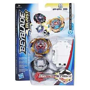 Hasbro Beyblade - Switchstrike Starter Pack Legend Spryzen S3, Multicolore, E1031