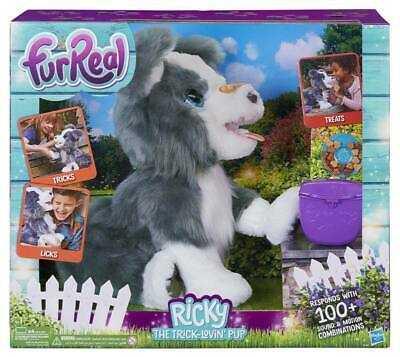FurReal E0384103 - Ricky, Il Mio Fedele Cucciolotto