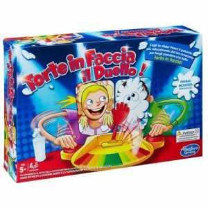 Hasbro Games - Torte In Faccia Il Cannone Gioco In Scatola