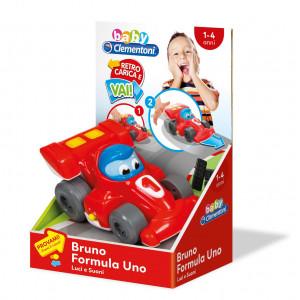 Baby Clementoni - 17216 - Bruno Formula 1