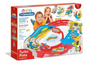 Baby Clementoni - 17251 - TurboPista Baby Go!