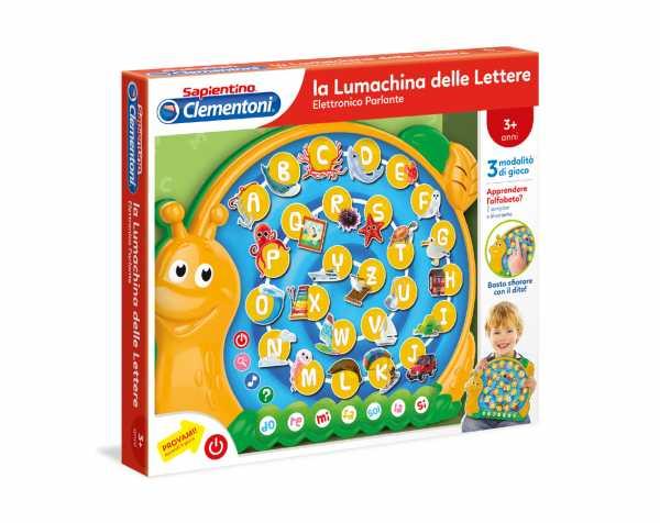 SAPIENTINO LA LUMACHINA DELLE LETTERE - Clementoni (12091)