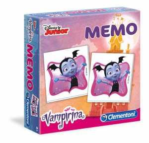 Clementoni - 18026 - Memo Vampirina