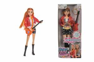 Simba 109273112 - Maggie Fashion Doll Cantante