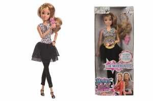 Simba 109273154 - Bianca Fashion Doll Cantante