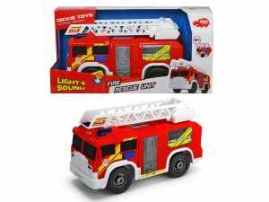 Dickie - Camion Vigili Del Fuoco, Colore Misti, 203306000