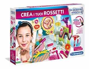 Clementoni - 19073 - Scienza E Gioco - Crea I Tuoi Rossetti