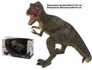 ODG Dinosauri Ass. 24CM In Scatola Soggetto A Scelta Vendita UNITARIA
