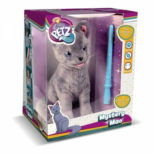 IMC Toys 95892IM3 Mystery Mistery MAO Club Petz Gatto Indovino (Lingua Italiana)