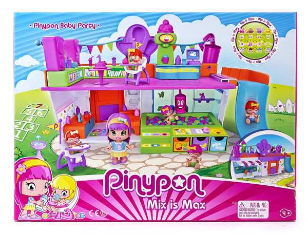 Famosa - Pinypon Baby Party,, 700014351