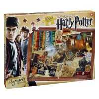 Winning Moves Puzzle Da 1000 Pezzi - Harry Potter - Hogwarts (UK)