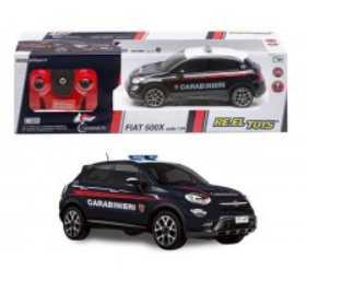 R/C AUTO 1:24 FIAT 500X CARABINIERI