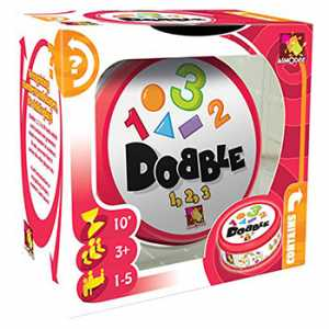 GIOCO CARTE BASE DOBBLE 1.2.3 - Asterion - Asmodee (8235)