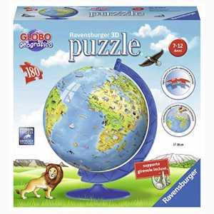 Ravensburger Puzzle 3D Globo Pz.180 New Ed.