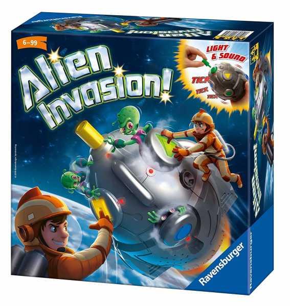 Ravensburger Alien Invasion - Gioco Di Società
