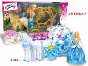 TEOREMA S.r.l. Principessa In Carrozza 65656