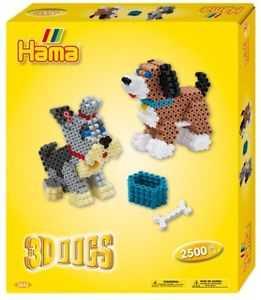 Hama 10.32433D Dogs Craft Set