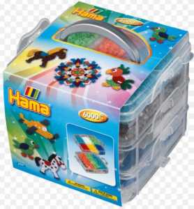 Hama 10.6701Craft Kit Completo, Medium