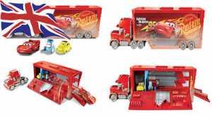 Disney - Cars Mack Trasportatore, Edizione Limitata Fireball Beach Racers, FXM85