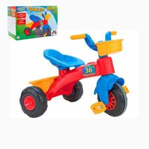 Globo Triciclo Brum 40347