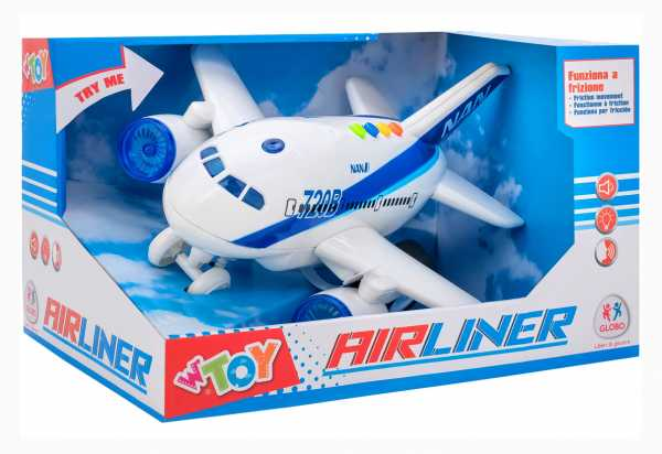 Globo W Toys Aereo 1:16 39018