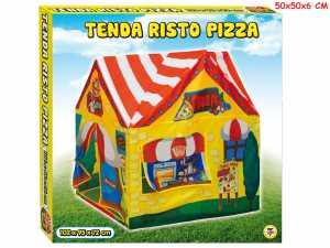 Teorema 64678 - Tenda Gioco Ristorante Pizzeria Per Bambini Da Interno/Esterno