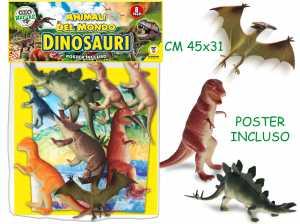 Teorema 70307 - Busta Dinosauri