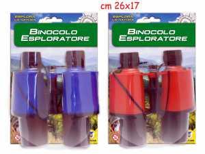 BINOCOLO ESPLORATORE 2 Colori - Teorema (70540)