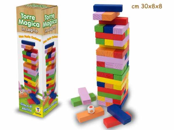 Teorema 40524 - Torre Magica