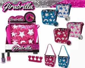 Nice GIRABRILLA BANDOLERA 6 Make UP 02533