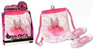 Nice - Girabrilla Ballerina Set Danza - NICE-2561
