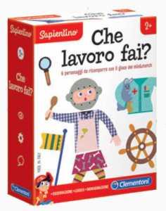 SAPIENTINO CHE LAVORO FAI - Clementoni (16149)