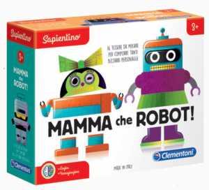GIOCO MAMMA CHE ROBOT - Clementoni (16158)