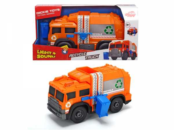 Dickie 203306001 Camion Ecologia