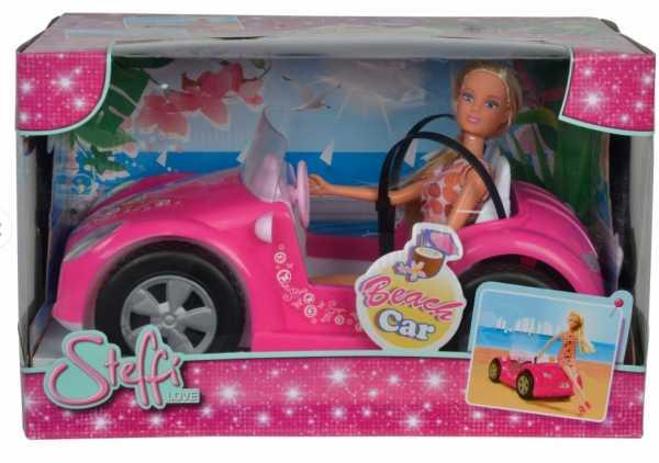 Simba 105738332 Auto Con Steffi
