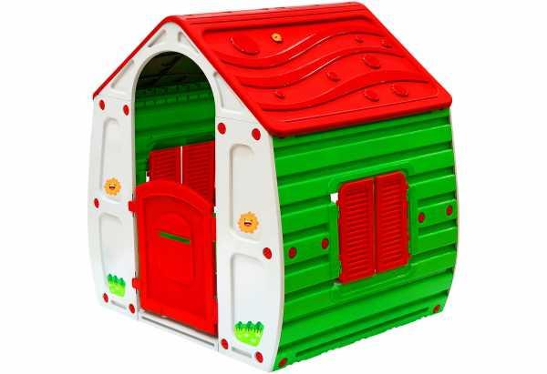 W'Toy 07243 - Casetta, 102 X 90 X 109 Cm