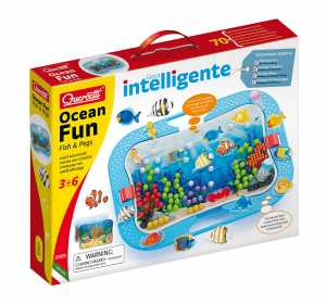 Chiodini Ocean Fun Fish & Pegs