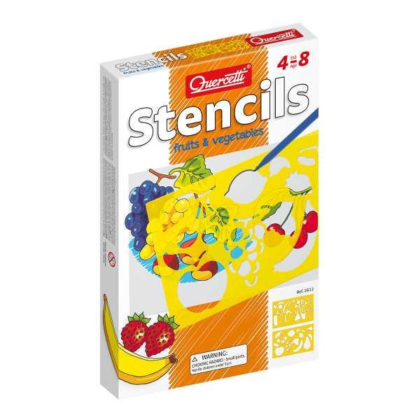 STENCIL - Quercetti (2612)