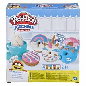 Play-Doh Ciambelle Deliziose, Multicolore