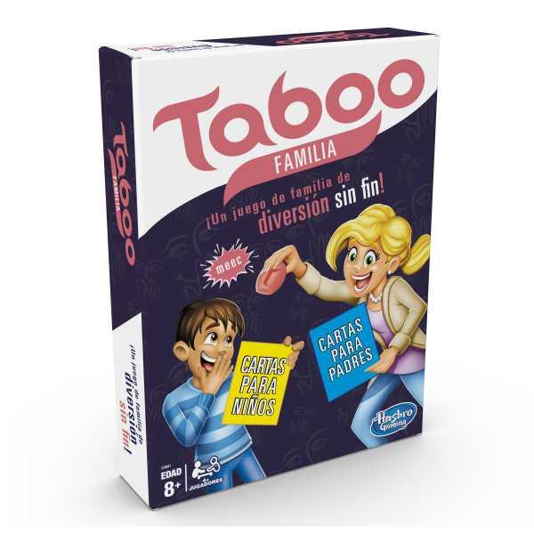 GIOCO TABOO GRANDI VS PICCOLI - Hasbro (E4941103)