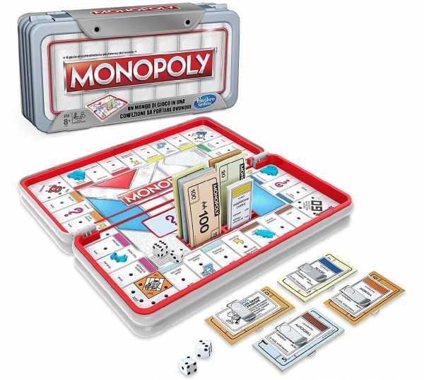 Monopoly - Road Trip, Edizione Da Viaggio