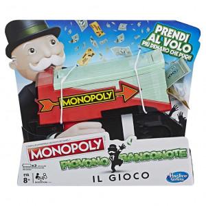 Monopoly - Piovono Banconote (gioco In Scatola)