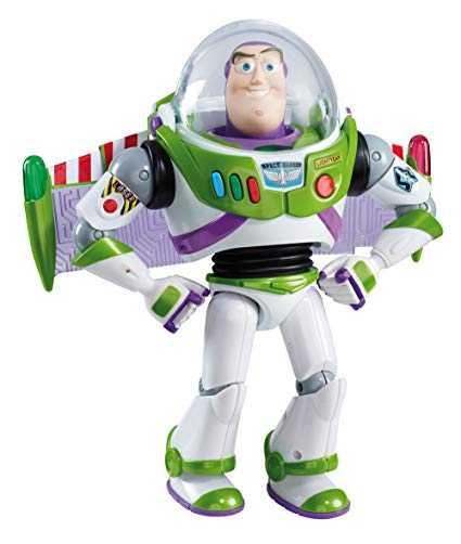 Giochi Preziosi- Toy Story Peluche Buzz Con Funzioni, Multicolore, TYR05000