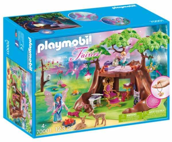 PLAYMOBIL CASA ALBERO DELLE FATE (70001)