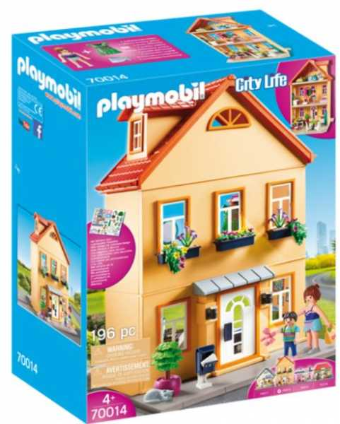 Playmobil 70014 - My Little Town Home